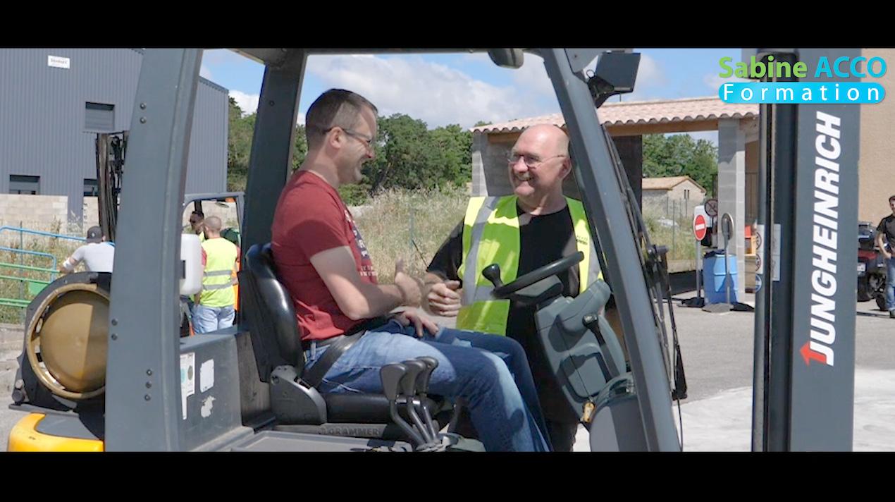 Le point sur le Caces R389 (conduite en sécurité des chariots automoteurs) et la réforme des CACES