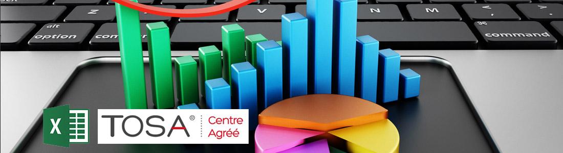 Acco Formation propose des formations en informatique afin d'améliorer vos compétences et la maîtrise d'un logiciel tel qu'Excel. Ce logiciel contient énormément de fonctionnalités, qui demandent parfois une connaissance approfondie comme les fonctions de calcul numérique ou l'analyse de données.