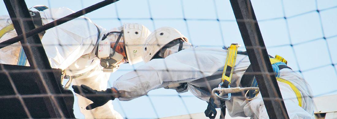 Le point sur la formation obligatoire Amiante Sous Section 4 pour tous les travailleurs du bâtiment exposés aux inhalations de fibres d'amiante.
