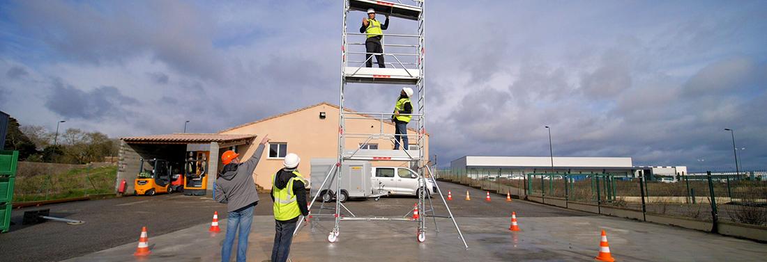 La totalité des intérimaires des métiers du Gros-oeuvre en Occitanie doivent obligatoirement être en mesure de présenter leur certificat CCTH-GO sur les chantiers.